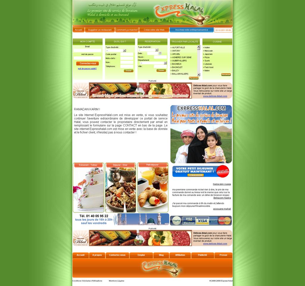 Online Food Ordering: Open Source Online Food Ordering System