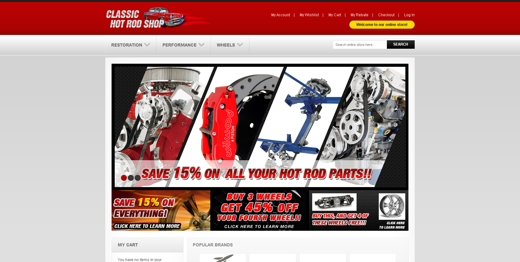 Online Car parts sell | Informatix Technologies