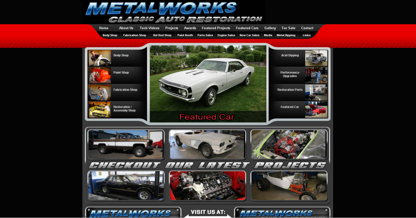 Custom Car Portal | Informatix Technologies